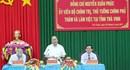 Thủ tướng Nguyễn Xuân Phúc: Trà Vinh phải đầu tư phát triển nghề nuôi tôm cho tương xứng
