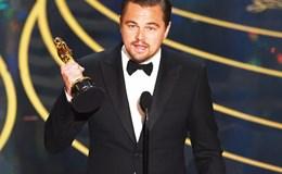 Leoonardo DiCaprio giành giải Oscar đầu tiên sau hơn 20 năm chờ đợi