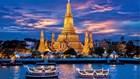 Bí kíp du lịch Bangkok dịp Tết chỉ với 4 triệu đồng