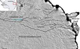 Hé lộ bí ẩn chôn giấu dưới lớp băng Nam Cực
