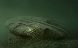 Bí ẩn vật thể giống tàu của người ngoài hành tinh dưới đáy đại dương