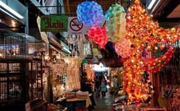 Những khu chợ nổi tiếng nhất Châu Á