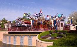 Hành trình đến Disneyland Paris