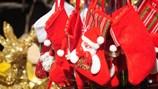Phố Hàng Mã lung linh sắc màu Giáng sinh