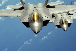 Máy bay phản lực chiến đấu F-22 của Mỹ đến Ba Lan thực hiện huấn luyện