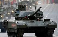 Khả năng vượt trội của siêu tăng T-14 Armata