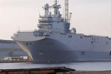 Pháp thông qua dự thảo chấm dứt hợp đồng bán tàu Mistral cho Nga