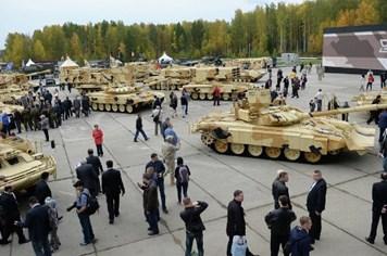 Nga lọt top 3 quốc gia có tiềm lực quân sự mạnh nhất thế giới