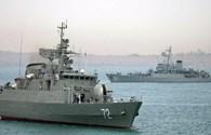 Ba tàu chiến Iran sẽ cập bến tại cảng Nga