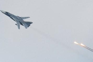 Máy bay Nga tiêu diệt 49 mục tiêu khủng bố tại Syria