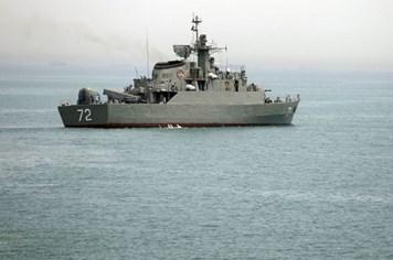 Chiến hạm Iran đến Nga trong chuyến thăm không chính thức