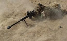 Barrett M82: Súng bắn tỉa có sức công phá đáng sợ của Mỹ