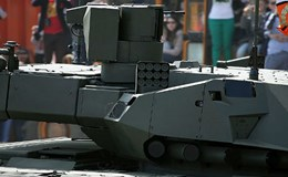 T-14 và T-15 Armata mạnh hơn với hệ thống bảo vệ chủ động mới