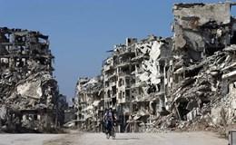 Quân đội Nga cung cấp 4.5 tấn viện trợ nhân đạo đến tỉnh Homs của Syria