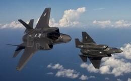Mỹ lần đầu triển khai chiến đấu cơ F-35 đến Nhật Bản