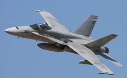 Chiến đấu cơ F/A-18 Thụy Sỹ bất ngờ mất tích khi đang bay huấn luyện