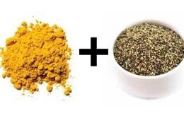 Điều gì xảy ra khi ăn nghệ và hạt tiêu cùng lúc?