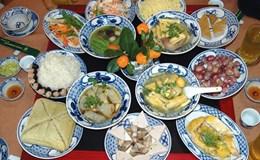 Những điều cần lưu ý về ăn uống trong ngày tết