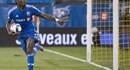 """""""Voi rừng"""" Didier Drogba lập hattrick chào nước Mỹ"""