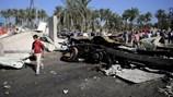 Đánh bom liều chết ở Iraq trước trận Iraq gặp Việt Nam
