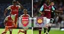 """18h45 ngày 9.4, West Ham - Arsenal: """"Pháo thủ"""" có đòi được nợ?"""
