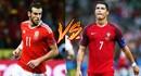 Những thông tin thú vị về trận bán kết EURO Bồ Đào Nha - xứ Wales