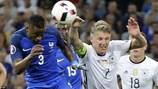 Video: Những tình huống đáng xem nhất trận Pháp 2-0 Đức