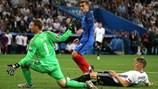 Chấm điểm cầu thủ trận Đức - Pháp: Griezmann xuất sắc nhất