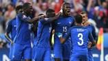 """Pháp - binh đoàn """"Liên hợp quốc"""" của EURO 2016"""