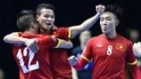 Tuyển futsal Việt Nam đá giao hữu với Argentina, Tây Ban Nha trước World Cup