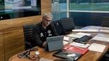 Jose Mourinho bật mí căn phòng làm việc tại Man United