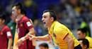 Người hùng Bruno Garcia chia tay tuyển futsal Việt Nam