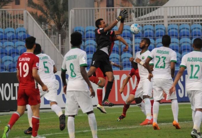 U.19 Saudi Arabia vào chung kết sau trận cầu có 11 bàn