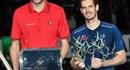 """Andy Murray quật ngã """"gã khổng lồ"""" John Isner tại chung kết"""