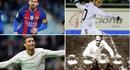 Messi, Ronaldo và 10 chân sút vĩ đại nhất lịch sử Siêu kinh điển