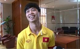 Video: Công Phượng phát biểu gì trước trận bán kết với Indonesia?