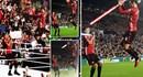 Cười ngả nghiêng với loạt ảnh chế pha ăn mừng của Ibrahimovic