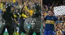 Tạm biệt Boca Juniors, trước mắt Tevez là 615.000 bảng/tuần
