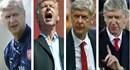 """""""Giáo sư"""" Wenger và những phát ngôn để đời"""