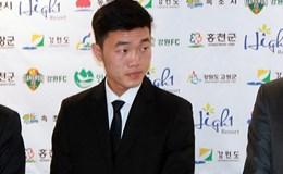 """Xuân Trường ra mắt Gangwon FC: Niềm tin về một """"Park Ji-Sung Châu Á thứ 2"""" của NHM Việt Nam"""
