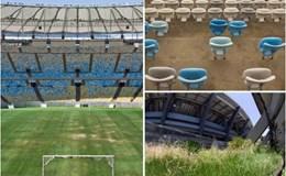 Sau Olympic 2016, sân Maracana giờ trông tan hoang như nào?