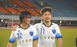"""Cựu đồng đội """"kỷ lục gia"""" Miura của Tuấn Anh kí hợp đồng ở tuổi 50"""