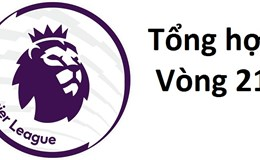 "Vòng 21 Premier League: Thành London mở hội, thành Manchester ""có đám"""