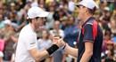 Vòng 3 Australia mở rộng: Federer và Murray dắt tay nhau đi tiếp