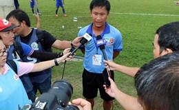 HLV Đinh Hồng Vinh không đặt nặng mục tiêu thành tích cho U18 Việt Nam