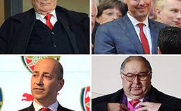Những ông trùm nắm vận mệnh của HLV Wenger, họ là ai?