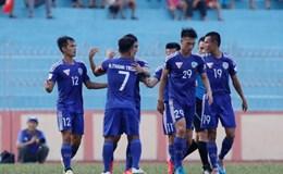 Quảng Nam ngược dòng cầm hòa S.Khánh Hòa 2-2