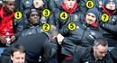 """M.U vào tứ kết FA Cup với... """"băng ghế dự bị đắt nhất lịch sử"""""""