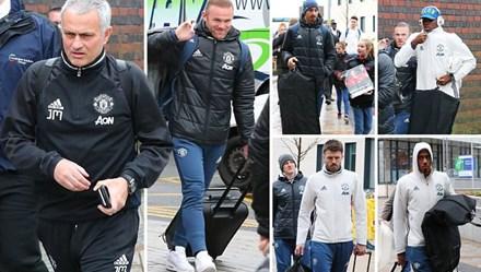 """Tối nay, Mourinho chỉ """"chờ tuýt còi"""" là nâng Cúp tại Wembley"""