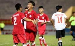 """VCK U19 QG 2017: Thắng """"hủy diệt"""" Long An, Viettel gửi lời thách thức tới mọi đối thủ"""